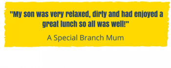 Special Branch quote