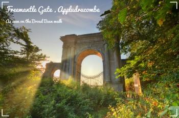 Freemantle Gate, Appludurcmbe