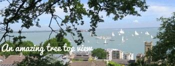 Solent view from Cowes