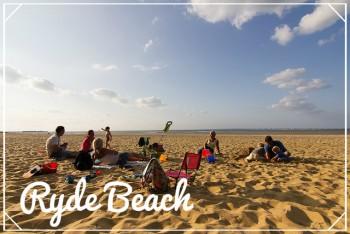 Beach, Ryde, Isle of WIght