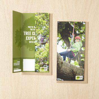 Goodleaf tree climbing gift vouchers