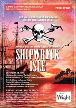 Shipwreck Isle poster