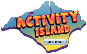 Logo for Activity Island, school trips to the Isle of Wight